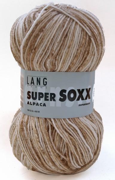 Super Soxx Alpaca 4-fädig