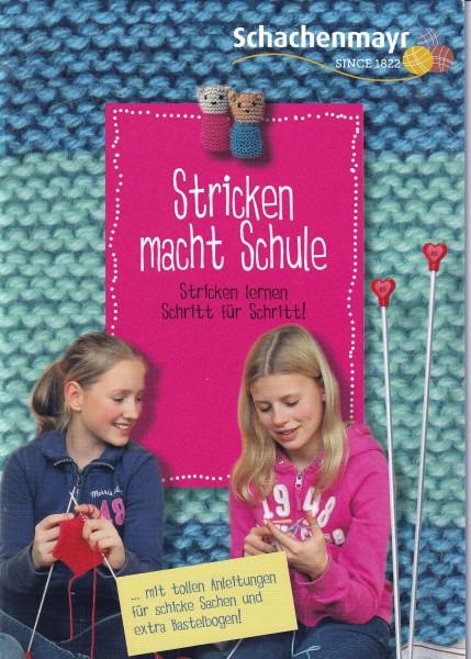 Booklet Stricken macht Schule
