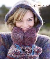 Broschur Nordic Tweed