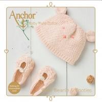 Babyset Mütze & Schuhe