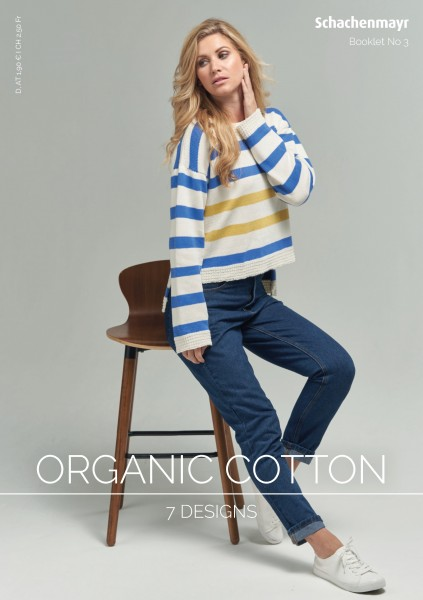 Booklet No.3 Organic Cotton