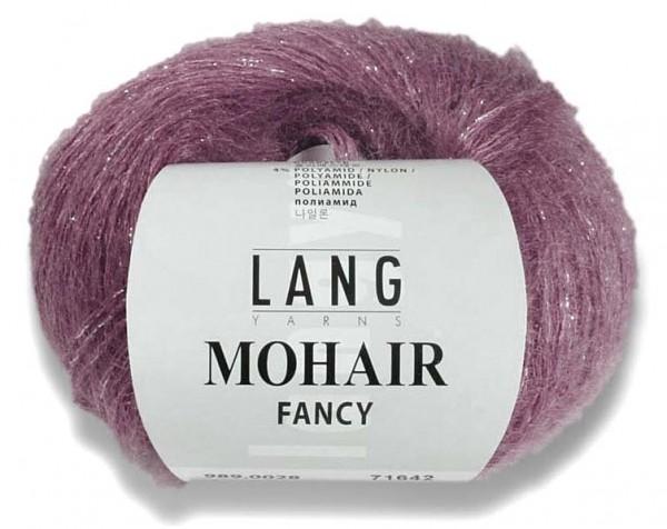 Mohair Fancy mit Pailetten