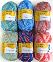 Sorbet Color 600g Paket