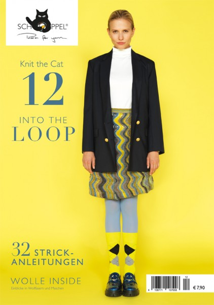 Knit the Cat 12 Into the Loop
