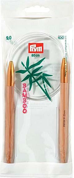 Prym Bambus Rundstricknadeln