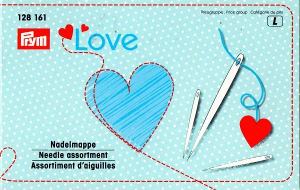 Love Nadelmappe