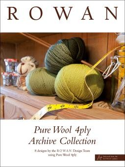 Pure Wool 4ply Collection