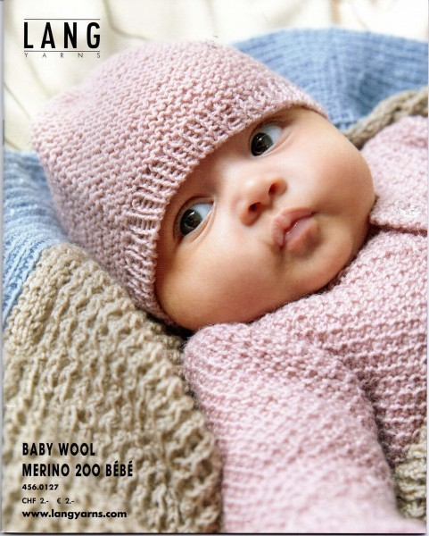 Baby Strickheft